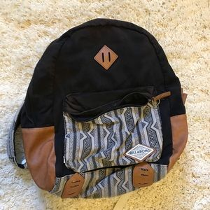Billabong back pack